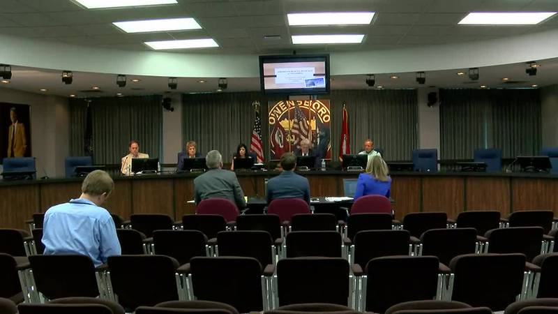 Owensboro officials discuss downtown traffic, American Rescue Plan Act during meeting