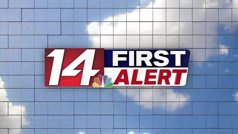 7/26 Noon 14 First Alert Forecast
