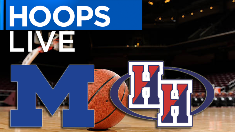 Memorial (16-4) vs. Heritage Hills (17-4) girls basketball highlights.