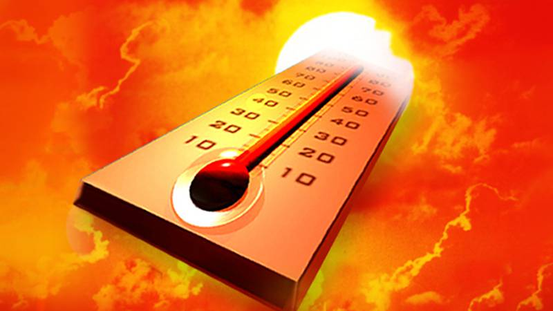Temps heating up