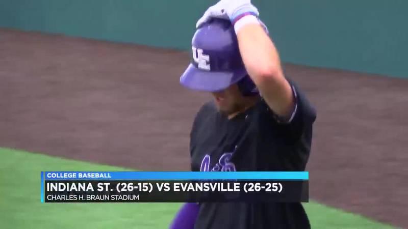 UE baseball earns doubleheader sweep over Indiana St.