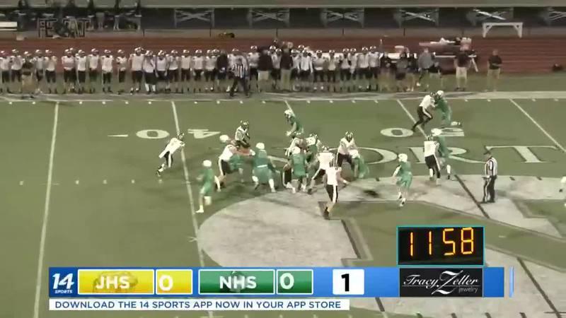 Jasper vs. North Second Quarter