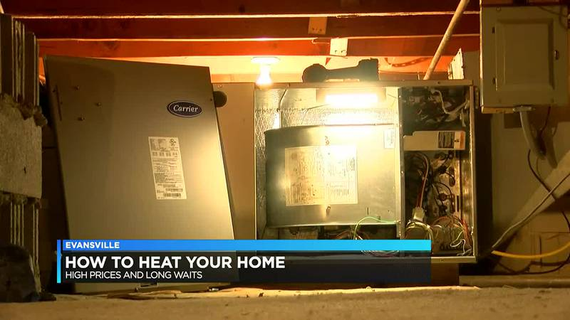 Heating homes more difficult for 2021 winter