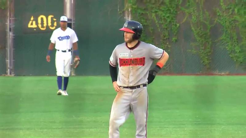 Frontier League Baseball: Boomers vs. Otters