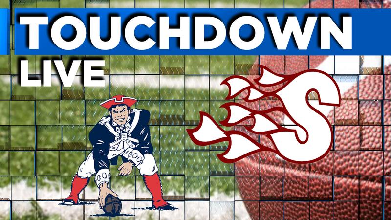 Southridge (4-3) vs. Heritage Hills (5-2) football highlights.