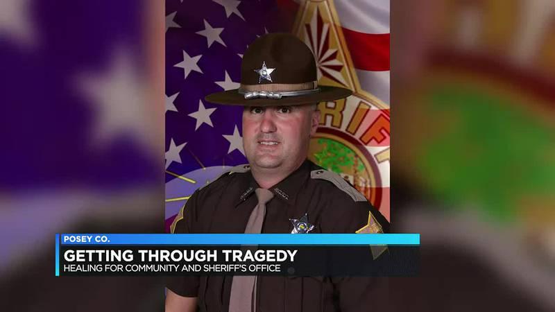 Posey Co. Sheriff reflects on weekend shooting involving sheriff's deputy
