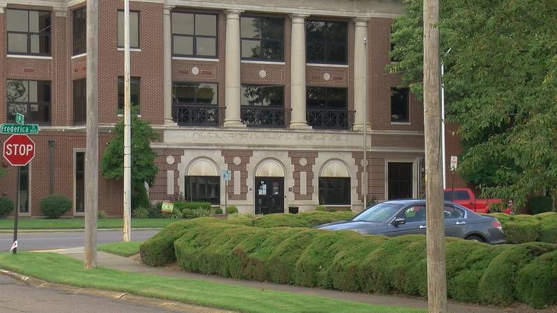 Owensboro Public Schools officials say counseling services are being offered to students...