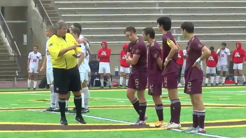 IHSAA 2A Boys Soccer Semistate Finals: Brebeuf Jesuit vs. Heritage Hills