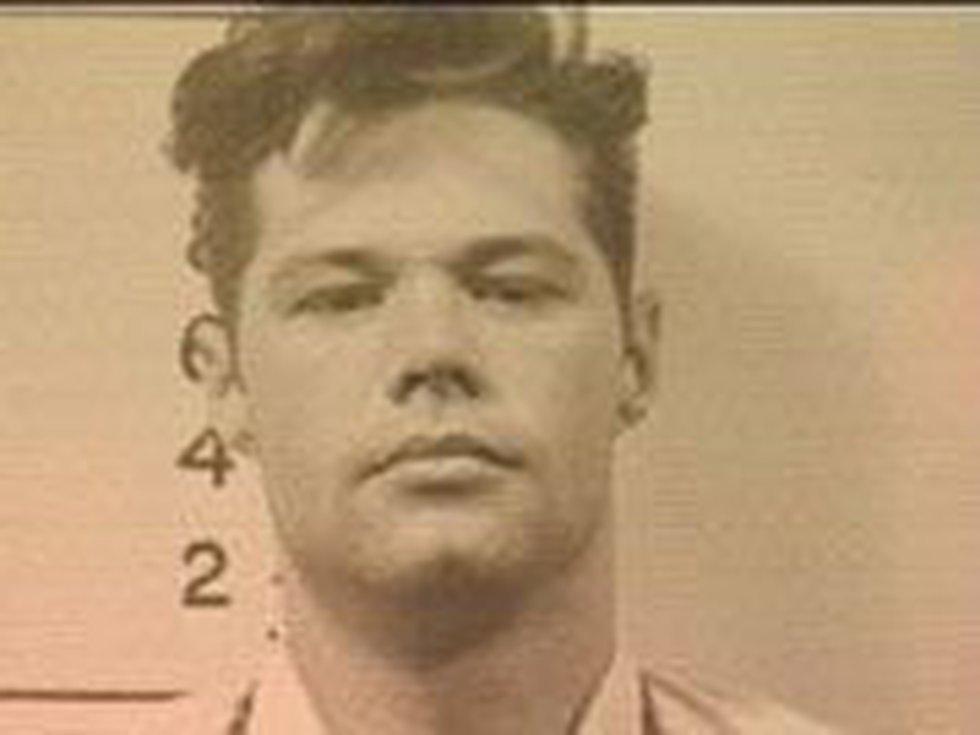 John Reneer, in an earlier mug shot