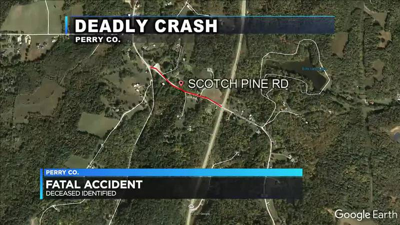 Person killed in Perry Co. crash