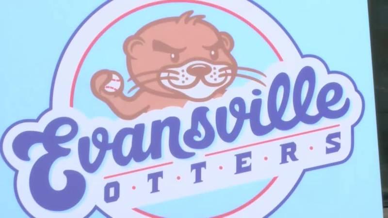 Evansville Otters unveil new logo branding
