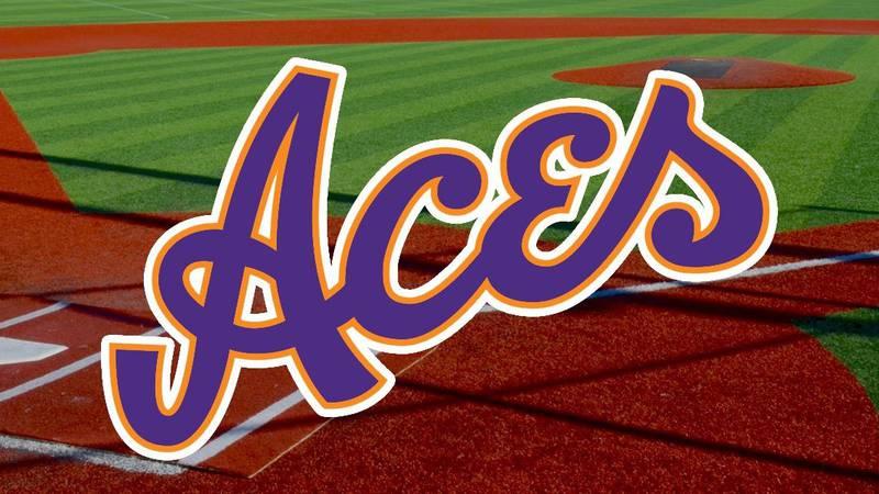 Purple Aces baseball