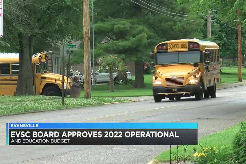 EVSC board approves 2022 operational & educational budget.