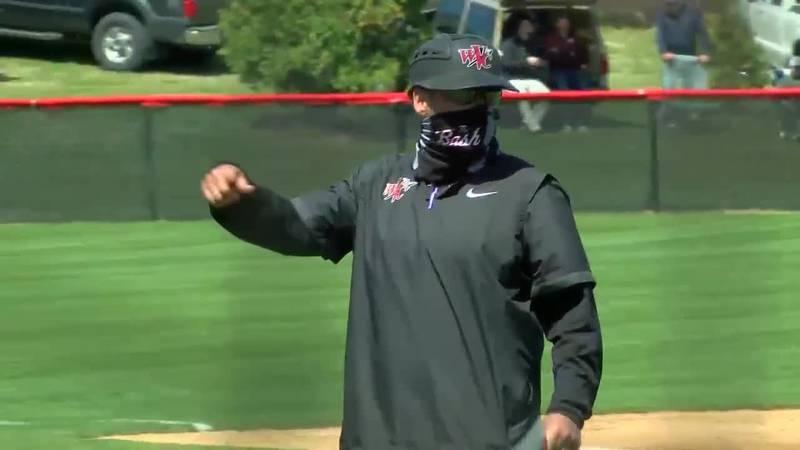 College Baseball: John A. Logan vs. Wabash Valley