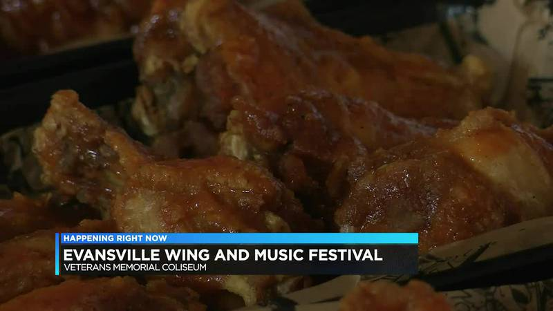 Evansville Wing & Music Festival makes grand return this weekend