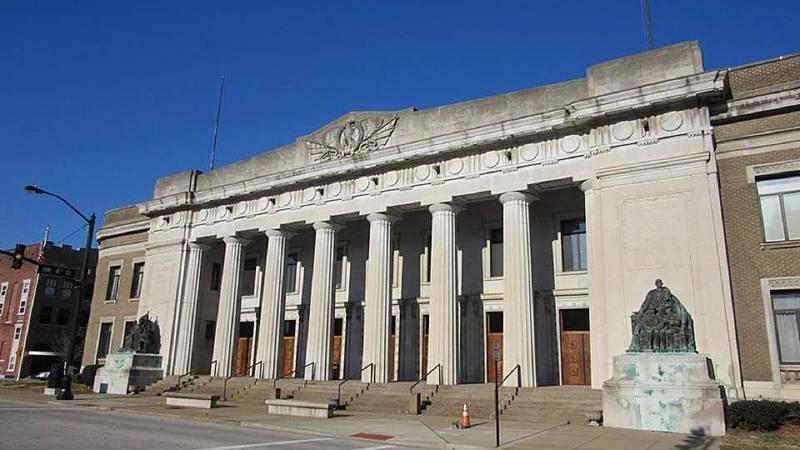 Veteran's Memorial Coliseum