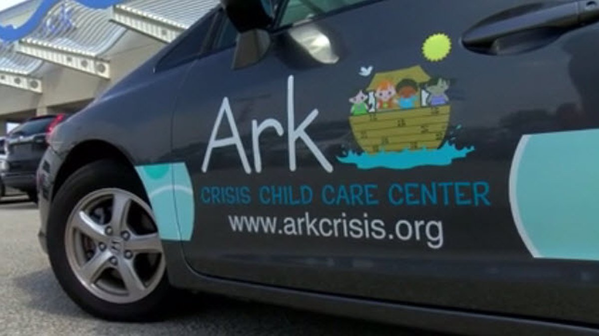 Ark employees will use the car to pick up food, supplies, and other needs for the center.