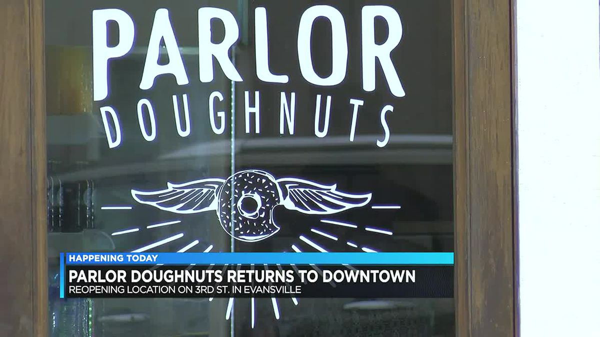 Parlor doughnuts opens downtown