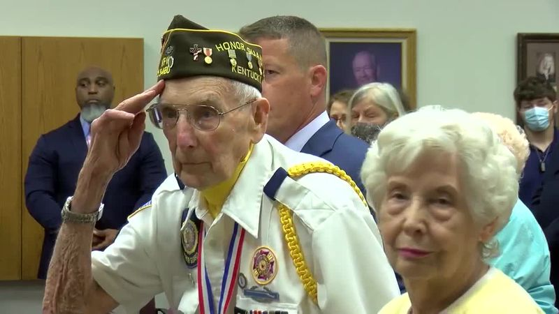 Madisonville holds Memorial Day event highlighting Hopkins Co. Honor Guard