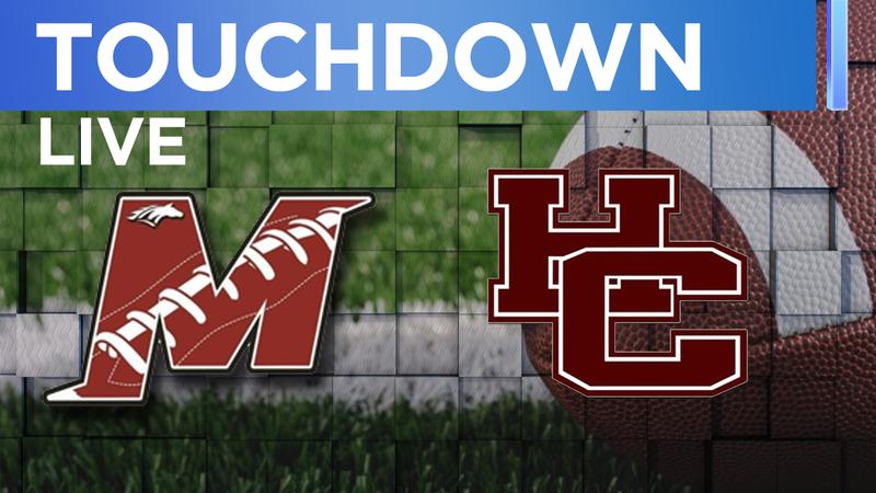 McCracken County (1-7) vs. Henderson County (5-3) football highlights.