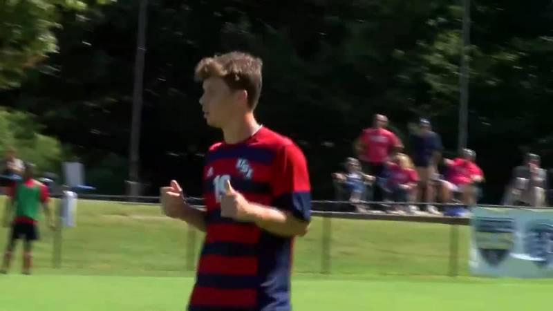 NCAA Men's Soccer: Lewis vs. USI