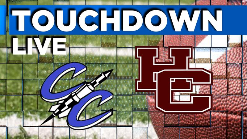Crittenden County vs. Henderson County highlights.
