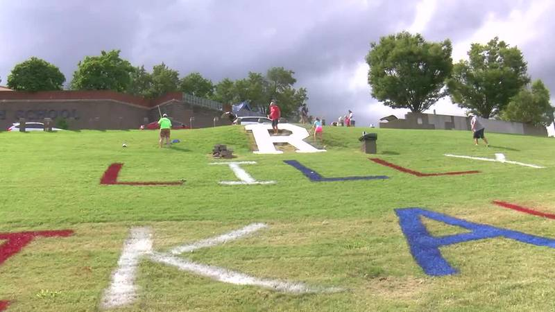 King, Jenkins honored on Reitz Hill ahead of Olympic, Paralympic Games