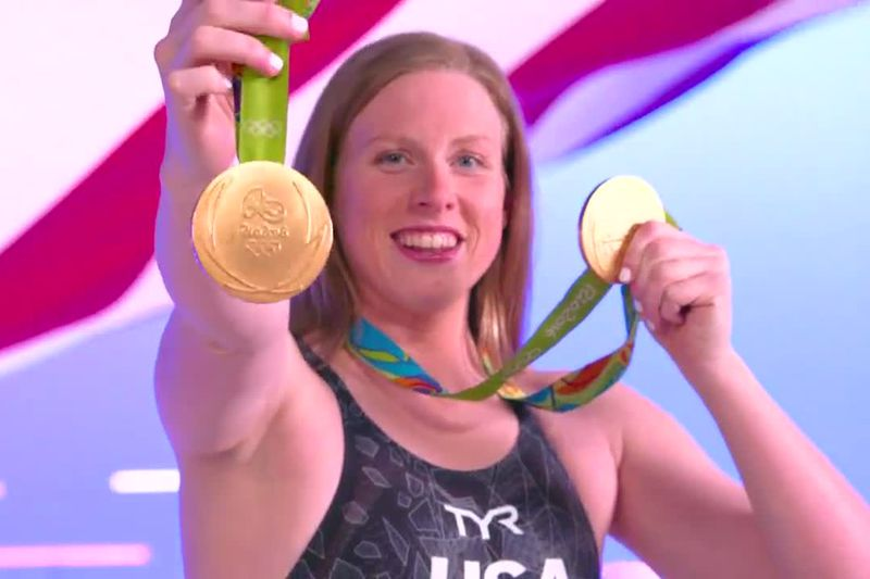NBC profiles Evansville's Lilly King