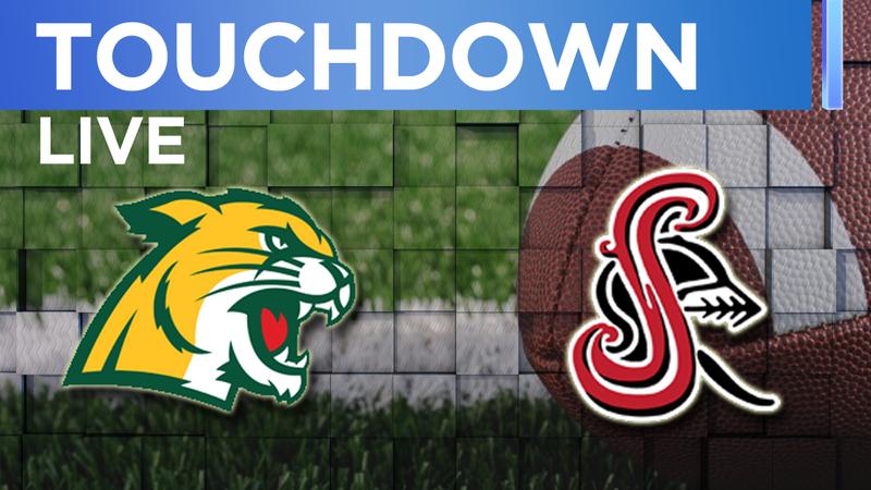 Salem (5-2) vs. Southridge (5-4) football highlights.