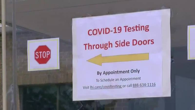 COVID-19 testing at CK Newsome Center ends Wednesday