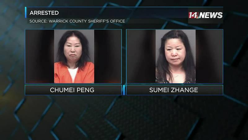 Prostitution arrests made after raid at Newburgh spa