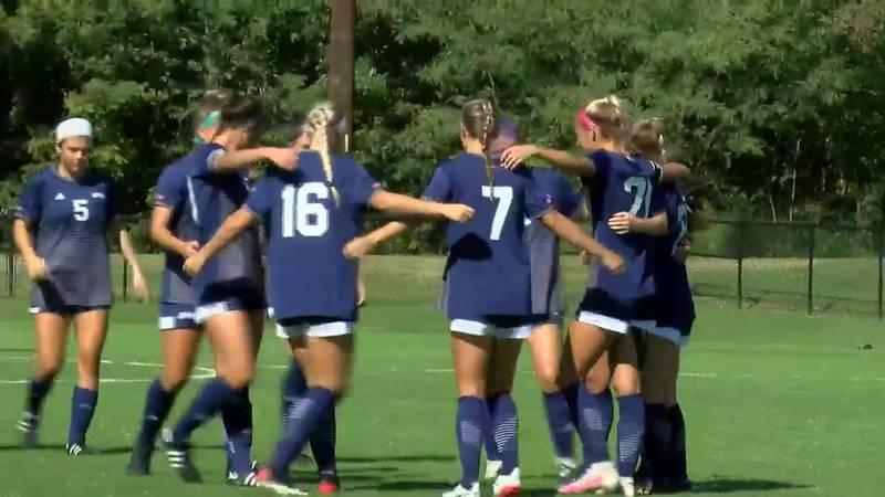 NCAA Women's Soccer: Lewis vs. USI