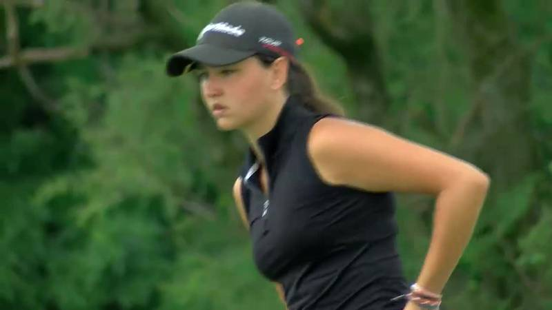 1st Round Highlights: 2021 Evansville Women's City Golf Tournament