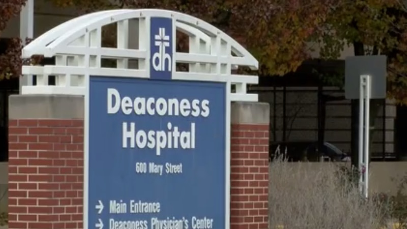 Doctors with Deaconess Health are concerned about a spike in potential COVID-19 cases as many...