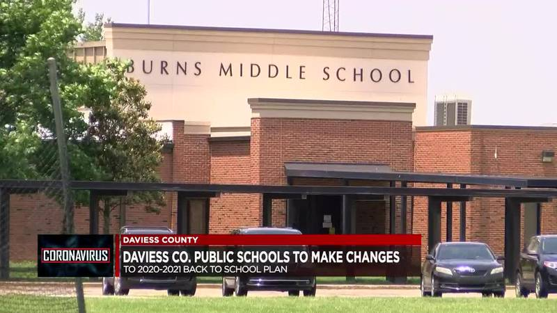 Daviess Co. Public Schools look at potential A-B Model for back to school