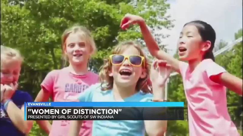 Girls Scouts of SW Indiana presents 'Women of Distinction' awards