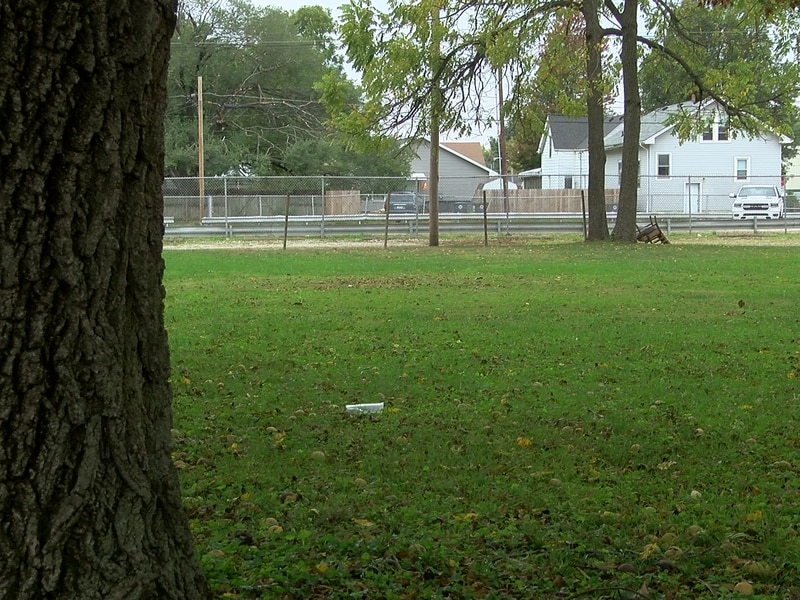 A lot on Read Street in Evansville is set to become three homes for veterans.