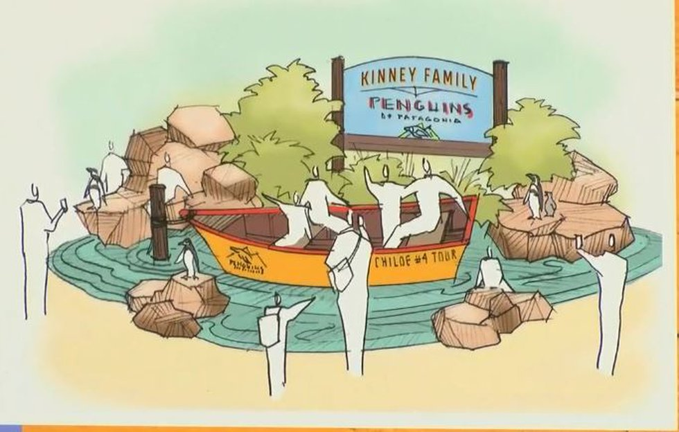 Kinney Family Penguins