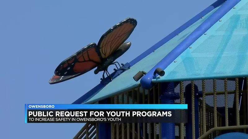 Owensboro City Commissioners hear request to implement youth programs