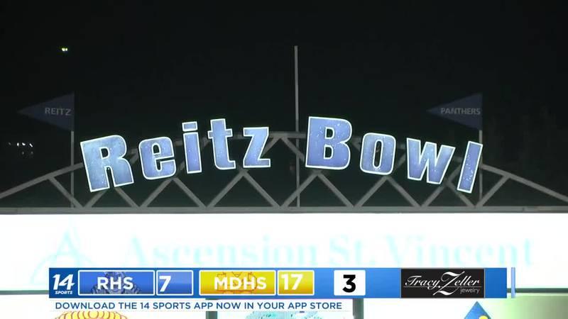 Reitz vs. Mater Dei Third Quarter