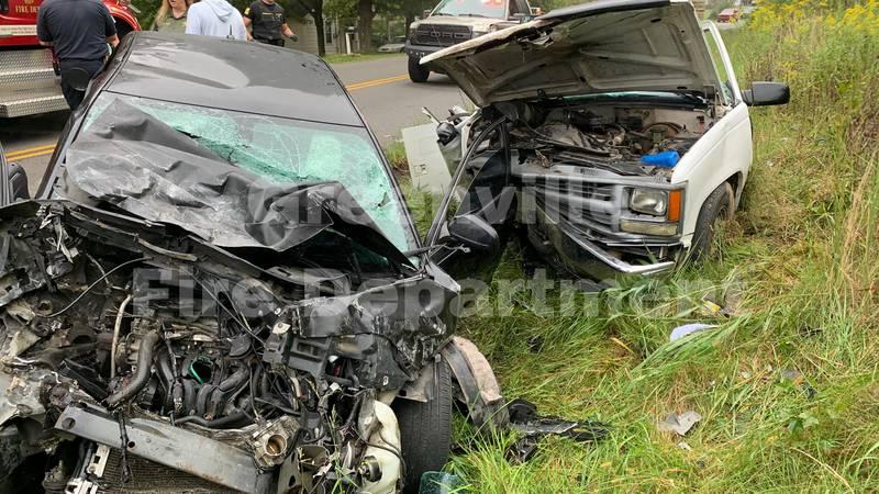Greenville crash