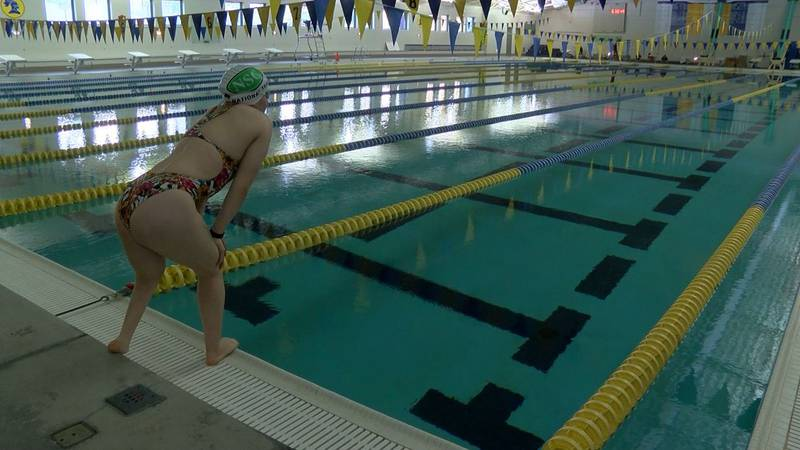 Evansville's Mikaela Jenkins preps for 2020 Paralympic Games