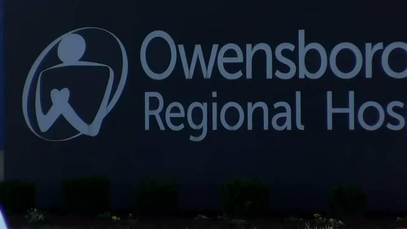 COVID-19 hospitalizations declining at Owensboro Health