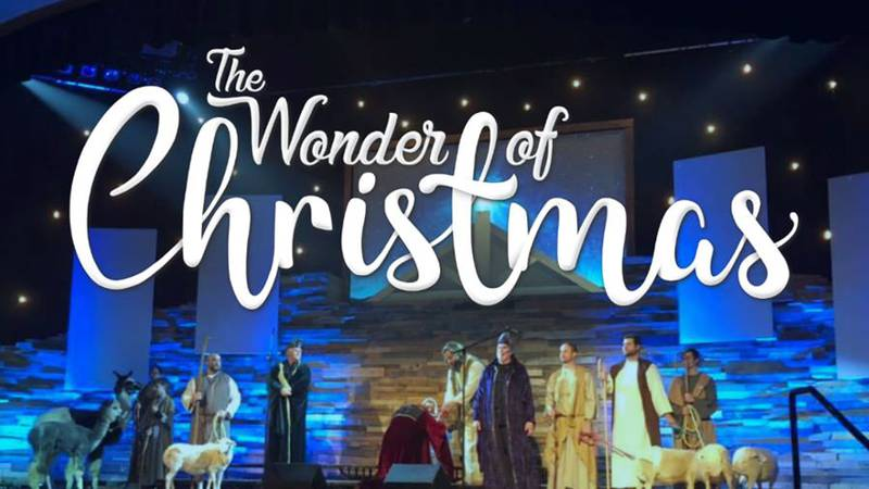 """Bellevue Baptist Church prepares for """"The Wonder of Christmas"""" production"""
