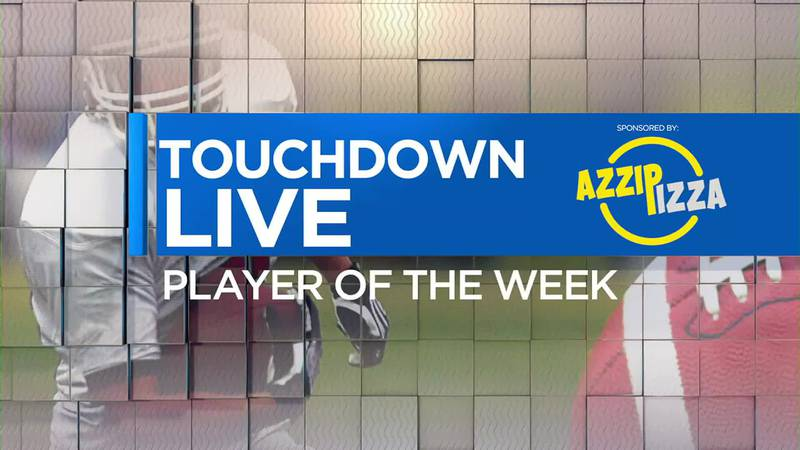 Touchdown Live Player of the Week 8/23