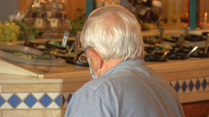 The owner of Briarpatch says the executive order requires customers to wear masks to and from...