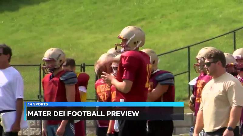 Mater Dei football hopes to build on late-season momentum to start strong in 2021