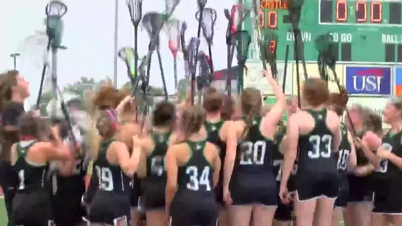 HS Girls Lacrosse Sectional Championship: Castle vs North