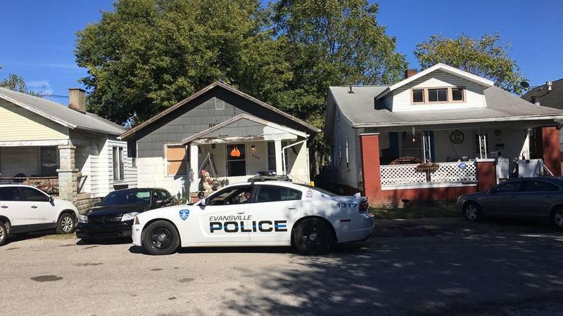 Death of child under investigation in 600 block of E. Michigan in Evansville