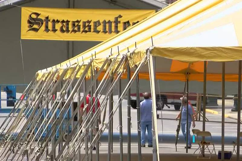 Strassenfest kicks off Thursday in Jasper.